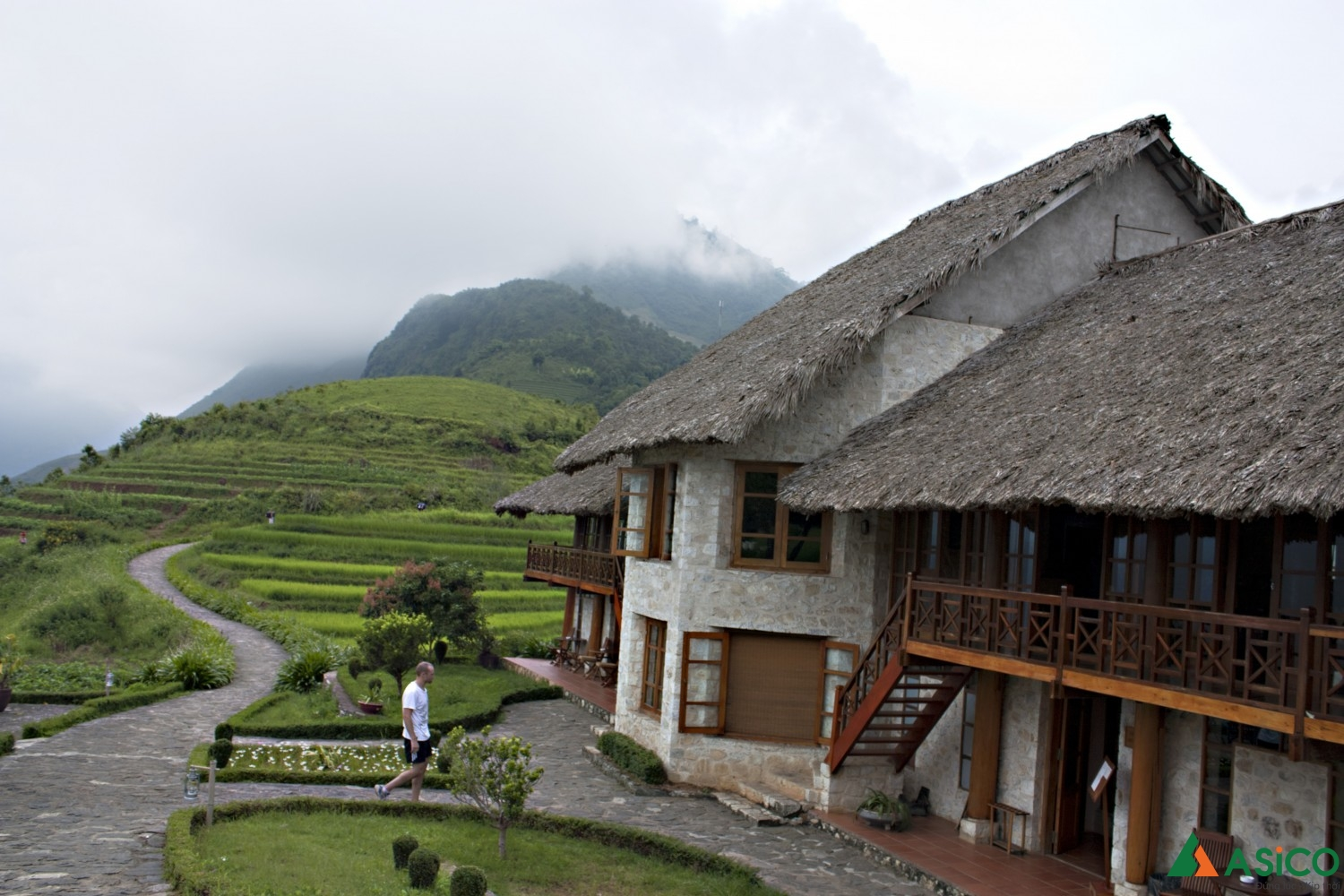 Sapa Ecolodge Resort Project